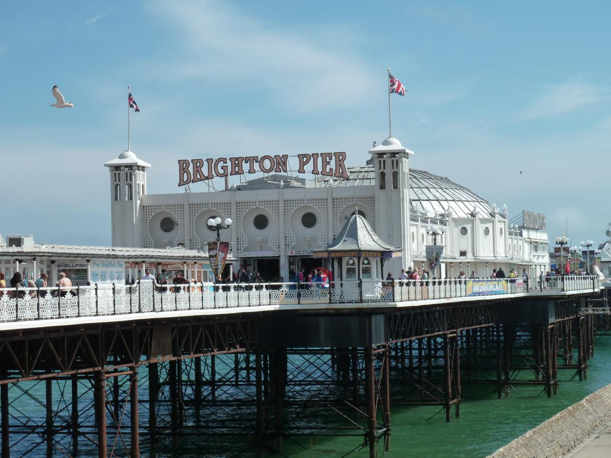 Brighton to London Airport Transfers