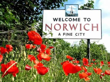 Airport Transfer to Norwich
